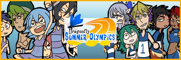 Dragonfly Olympics
